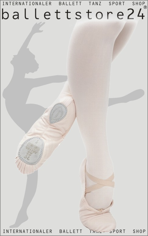 "Sansha Ballet shoes ""Silhouette""."